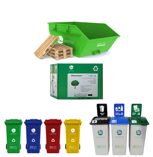 RECYCLABLES COLLECTION