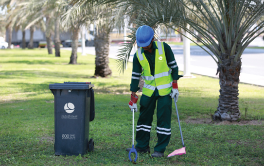 Manual Cleaning and Litter Picking